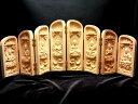 ◆8面開き◆5A極上手彫り◆1体7,980円◆木彫り 観音・菩薩・仏像 置物◆高さ約140mm◆風水