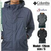 コロンビア ジャケット COLUMBIA マウンテンパーカー メンズ WABASH JACKET マウンテンジャケット ナイロンジャケット 大きいサイズ