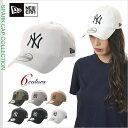 ニューエラ キャップ メンズ レディース 帽子 NEW ERA 9TWENTY CAP ゴルフ テニス ローキャップ ベースボールキャップ ニューヨーク ヤンキース 白 黒 紺 迷彩