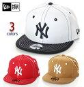 ニューエラ キャップ キッズ 帽子 NEW ERA CAP スナップバックキャップ NY ニューヨーク ヤンキース ベースボールキャップ アメカジ スポーツ B系 ストリート系 ヒップホップ ダンス 衣装 USA ブランド ファッション 白 黒 茶 赤 ホワイト ブラック ウィート レッド