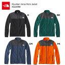 【2018 Fall Winter】THE NORTH FACE/ノースフェイス Mountain Versa Micro Jacket(マウンテンバーサマイクロジャケット)/NL61804【メンズ】【中間保温着】【フリース】【男性用】