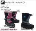 SOREL/ソレル FLURRY TP(フルーリーTP)/NC1810, NY1810【ジュニア】【ウィンターブーツ】【防寒ブーツ】