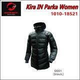 【2016-17 Fall&Winter】【送料無料】MAMMUT/マムート Kira IN Parka Women(キラインパーカ ウィメンズ)/1010-18521【ウィメンズ】【防寒】【ダウンジャケット】【フード付き】【レギュラーフィット】