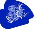 ブリヂストン 耳パッドシール カラー:ホワイト【パーツ総額8,640円(税込)以上送料無料】