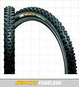 自転車 MTB用タイヤ IRC アイアールシー SERAC XC シラク TUBELESS チューブレス クロスカントリー向け