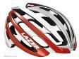 自転車 ロード用ヘルメット LAZER レーザー Z1 ゼットワン (S52〜56cm/M55〜59cm/L58〜61cm) ホワイト/レッド HMT37000 レイザー【送料無料】