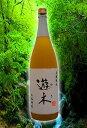 日本酒, 燒酒 - 遊木 1.8L【米焼酎】【1800ml/一升瓶】【熊本】【高田酒造場】ゆき