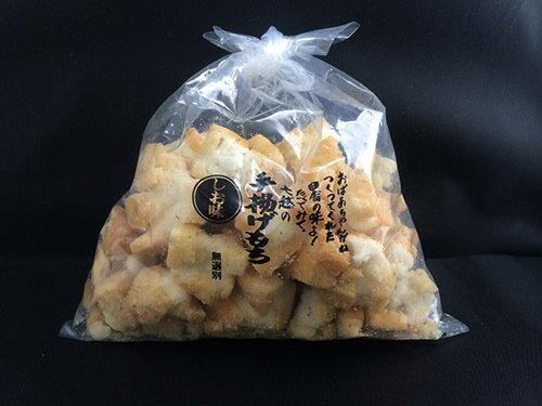 手揚げ餅(塩味)250g【包装のし非対応】【米菓...の商品画像