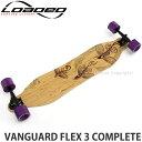 ローデッド ヴァンガード フレックス 3 コンプリート 【LOADED VANGUARD FLEX 3 COMPLETE】 スケートボード ...