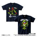 東京ヤクルトスワローズ公認グッズJURASSIC WORLD×スワローズ Tシャツ(子供用) swallows/ジュラシック ワールド/恐竜/おすすめ