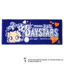 横浜DeNAベイスターズ公認グッズBetty Boop™×ベイスターズ フェイスタオル/横浜DeNA/ベイスターズ/Baystars/ベティー ブープ™/かわいい