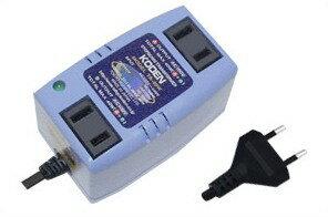 【変圧器】【海外用】 東京興電 海外用変圧器 ステップダウントランス 定格容量40W 変換電圧220-240V→100V TA-40W