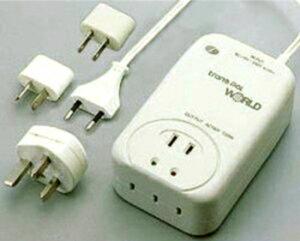 Overseas travel transformer swallow electric down transformer WORLD120