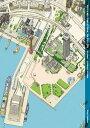 港町神戸鳥瞰図2017 B5ノート(青)