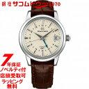【店頭受取対応商品】【当店だけのノベルティ付き!】グランドセイコー SBGM221 自動巻き 9S66 メカニカル GMT クロコダイル ストラップ メンズ 腕時計 GRAND SEIKO セイコー 正規品