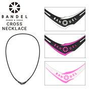 BANDEL バンデル クロス ネックレス 【 bandel cross necklace パワーバランス シリコン ネックレス 】
