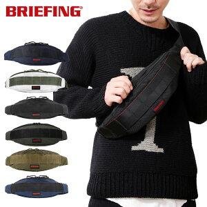 ブリーフィング ボディバッグ メンズ USA BRF071219 B