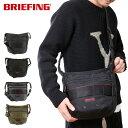 ブリーフィング ショルダーバッグ USA メンズ BRF105219 BRIEFING | 軽量コンパクト ナイロン[PO10][bef][即日発送]
