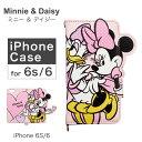 ミニー&デイジー Minnie&Daisy iPhone6 ...