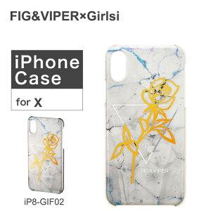 フィグ アンド ヴァイパー FIG&VIPER iPhoneX ケース