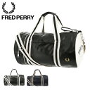 フレッドペリー ボストンバッグ A4 クラシックバレルバッグ メンズ レディース L7220 FRED PERRY | バレルバッグ[PO10]