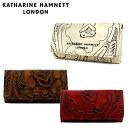 キャサリンハムネット キーケース KHP211 【 KATHARINE HAMNETT クラフト2 】【 レディース 革 レザー 】