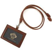 オロビアンコ IDケース ORID-002 BR ブラウン 【 カードケース パスケース 】 【 OROBIANCO 】