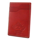 オロビアンコ パスケース ORPA-001 RD レッド 【 IDケース 名刺入れ カードケース 】 【 OROBIANCO 】