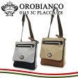 オロビアンコ ショルダーバッグ 0115 3C PLACCA-Z8 NYLON 【 OROBIANCO 】
