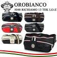 オロビアンコ ボディバッグ 5048 RICHIAMO 13 TEK LG-Z 【 リッチアーモ ウエストバッグ ショルダーバッグ 】 【 OROBIANCO 】【即日発送】