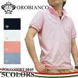 オロビアンコ OROBIANCO ポロシャツ 0045 【 2014SS 2015SS新作 】【 半袖 コットン Tシャツ 】