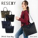 リゼクシー RESEXXY トートバッグ REX-16020...