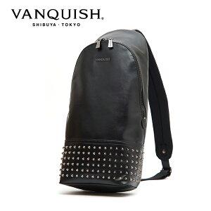 ヴァンキッシュ ボディバッグ スタッズ VQM-41340 VAN