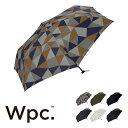 Wpc. 傘 雨傘 折りたたみ傘 53cm 軽量 メンズ レディース MSE エアライト イージーオープン アンブレラ 撥水 PO10 bef 即日発送