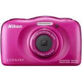 【2016年10月下旬発売】ニコン(Nikon) デジタルカメラ COOLPIX W100 ピンク【0824楽天カード分割】