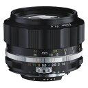 樂天商城 - Voigtlander (フォクトレンダー) NOKTON 58mm F1.4 SLIIS ブラックリム Ai-S