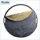 Phottix(フォティックス) イージーホールド 5-in-1 リフレクター 120cm/47in