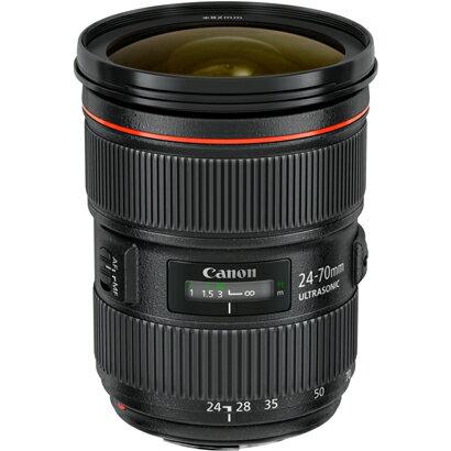 キヤノン(Canon) 交換レンズ EF24-70mm F2.8L II USM