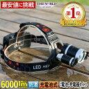 【クーポンで最大3000円OFF】 LEDヘッドライト ヘッドランプ 登山 防水 ヘッドライト