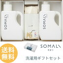 「SOMALI 洗濯用ギフトセットC」【洗濯用洗剤 ギフトセ...