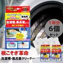 【100円クーポン】 洗濯槽 クリーナー カビ取り「根こそぎ...