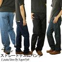 デニムパンツ ジーンズ メンズ 大きいサイズ カジュアルパンツ ボトムス ジーパン デニム ポケット メンズファッション ロングパンツ ..