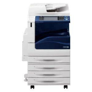 【新品】ゼロックス A3 カラー 複合機・コピー機 DocuCentre-V C5576PFS-PC 4段給紙モデル