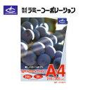 ラミーコーポレーション パックラミネートフィルム A4判(50枚/1箱) 厚手250μタイプ
