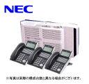 NEC ビジネスホン ASPIRE X 標準電話機4台 カールコードレス電話機1台セット
