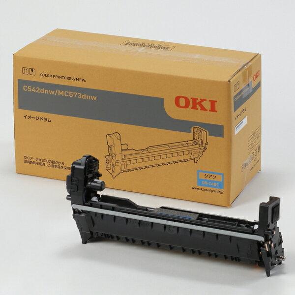 OKI イメージドラム DR-C4BC(シアン) 純正品 沖電気製品対応大きい