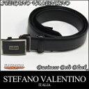 【お買得 ベルト】 ビジネス メンズ ベルト 自由な留め位置で着用フィットバックル (無段階調整タイプ) STEFANO VALENTINO ITALIA ベルト ビジネス メンズ (2) 100cmまで対応タイプベルト メンズ 革 ビジネス ブランド