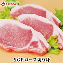 ギフト 肉 内祝い ロース切身 120g 3枚 SGP 銘柄豚ブランド豚 とんかつ トンカツ カツ