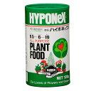 ハイポネックス 微粉ハイポネックス 120g水でうすめる液体肥料  (園芸・ガーデニング)