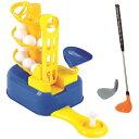 お子様用スイング練習ゴルフトレーナー (0187 子供用 運動 スポーツトイ 遊び おもちゃ 玩具 )